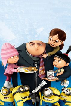 DISPICABLE ME Father's Day