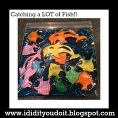I Did It - You Do It: That's a LOT of Fish! - Social Media Plan