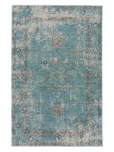 Vintage Look Pattern Rug by Jaipur Living Rugs at Gilt