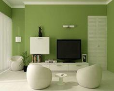 Living Room Paint Ideas Green