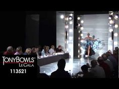 Tony Bowls Le Gala Collection Spring 2013 Runway Full