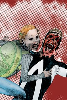 Animal Man - The Hunt Conclusion: Food Chain.