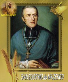 Leamos la BIBLIA: San Eugenio de Mazenod