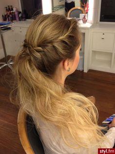 #braid #Ponytail