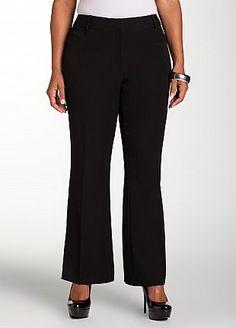 Average Flare Leg Perfect Pant $29.50