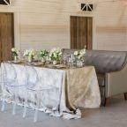 Modern elegant farm wedding | Ava Moore Photography
