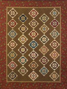 Civil War Quilt Patterns | Details about Civil War Legacies Carriage Wheels quilt pattern