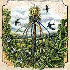 Beltane is a pagan holiday traditionally falling ( and celebrated ) on and of May. The name Beltane came from old Bealtaine ( Ir. Beltane, Wiccan, Magick, Witchcraft, Celtic Festival, Pagan Festivals, May Days, Sabbats, Summer Solstice
