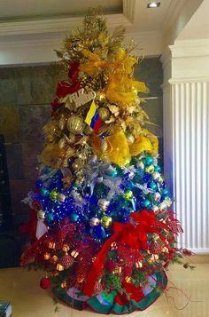 Resultado de imagen para arbolitos de navidad venezolanos creativos