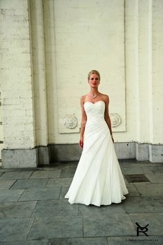 My wedding dress - Linea Raffaelli