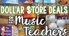 Like most teachers I am such a fan of dollar stores.  I can shop there to organize my classroom, create new workstations and add a lit...