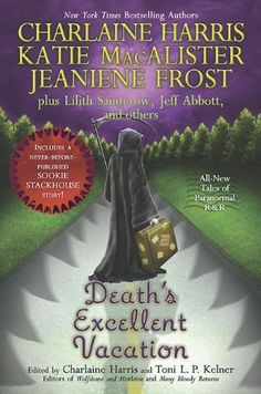 Death's Excellent Vacation by Charlaine Harris, http://www.amazon.ca/dp/0441018688/ref=cm_sw_r_pi_dp_zoPSqb0ZNTYV0