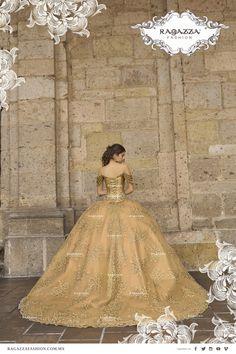 """Una nueva Colección cargada de pasión y talento. """"ATELIER RAGAZZA"""" 💫. #RagazzaFashion #NuevaColección #atelier #vestidosdefiesta #vestidosdexv @misxv #vestidosdequince #xvaños Fuerteventura Beach, 15 Dresses, Formal Dresses, Wedding Dresses, Summer Work Wear, Golden Dress, Boho Beautiful, Urban Fashion Women, Color Dorado"""