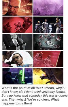 Star Wars Rebels, Star Wars Clone Wars, Space Movies, Star Wars Quotes, Jedi Knight, Star War 3, Clone Trooper, Love Stars, Long Time Ago