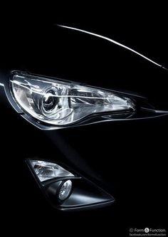 An eye of Toyota Hachi Roku -GT 86-