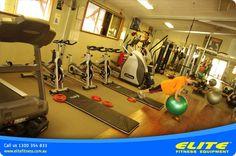G-Force Personal training studio using Elite Fitness Equipment