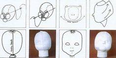 Utjazhki face. Methods, embodiments, examples.