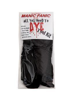 Manic Panic Hair Dye Tool Kit   Hot Topic $6