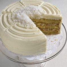 Coconut Layer Cake - Piece of Cake - Atlanta
