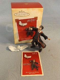 Harry Potter Hallmark Keepsake Ornament