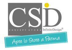 """Sabato 6 Dicembre 2014 alle 16.00, apre lo #store """"ConceptStore InfinitoDesign"""", a #Parma!"""