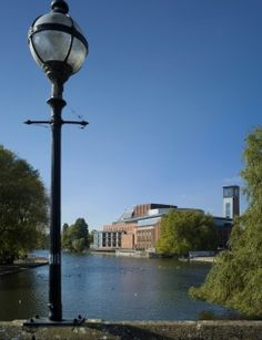 Situated on the River Avon, Warwickshire the Royal Shakespeare Theatre is an Art Deco gem