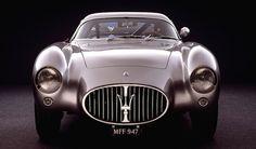 53 Maserati A6 GSC Berlinetta