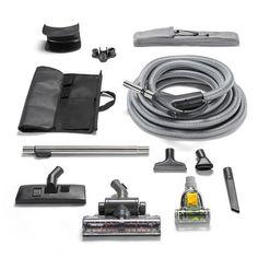 GV GV_Air1 Vacuum Accessories Low Voltage Central Vacuum Hose Kit