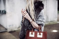 Accessorize with fur