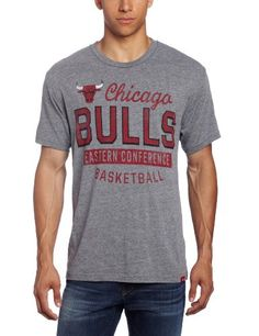 Sportiqe Men's Chicago Bulls NBA Regulation T-Shirt, Gray, Medium - http://weheartchicagobulls.com/bulls-fan-shop/sportiqe-mens-chicago-bulls-nba-regulation-t-shirt-gray-medium-2