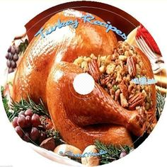 Turkey Roast Cook Smoke Turducken Grill Fry Stuff Trimmings Recipes Cookbooks CD for sale online Homemade Gifts For Men, Incredible Edibles, Roasted Turkey, Cookbook Recipes, Fries, Grilling, Cooking, Ethnic Recipes, Easy