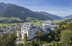 Located in the heart of Salzburger Pinzgau, amidst the Hohe Tauern and Kitzbüheler Alps, Mittersill Castle is an idyllic hideaway where history and tradition meet today's luxury demands. Das Hotel, Hotel Spa, Private Sauna, Bio Sauna, Luxury Accommodation, In The Heart, Beautiful Space, Alps, Cool Places To Visit