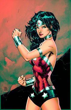 Wonder Woman(New 52) - Jim Lee