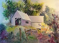 Norm Rossignol began painting watercolors in 1985. He is a member of Southern Oregon Society of Artists; Ashland Art Center; Co-founded the Plein Air Society of Southern Oregon; and founder of the Rogue Review Artist Group. He offers watercolor instruction to beginning and intermediate students in Phoenix, Oregon. See more of Norm's work! Visit his listing at SOAR for web links and contact info: http://www.soartists.com/visualartists/alpha/vr1.html#normrossignol