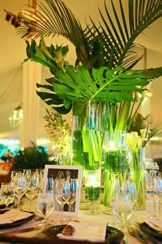 6 Beautiful Wedding Table Centerpieces And Arrangements Part 74