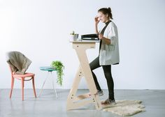 Beautiful Standing Desks And Accessories For An Ergonomic Work Environment.  The Height Adjustable Standing Desks Fit Your Home And Office Perfectly.