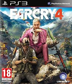 awesome Far Cry 4 Mas info: http://www.comprargangas.com/producto/far-cry-4/