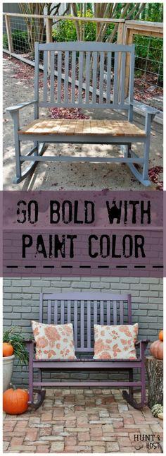 aat level 4 project chic paints