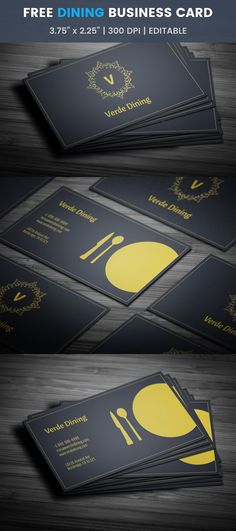 Royal church business card template card templates business cards free artistic restaurant business card template food design dining wajeb Images