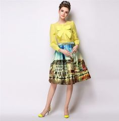 Fashionable and extremely flattering skirts at affordable prices from our inseller @classyloft