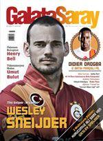 Wesley Sneider und Didier Drogba
