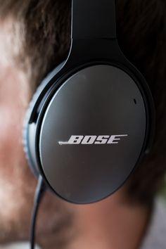Bose QuietComfort On-Ear headphones Side