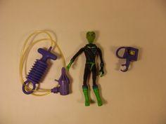 Major Matt Mason Callisto With Accessories Vintage Space Toys