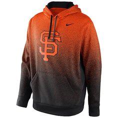 San Francisco Giants KO Therma-FIT Hooded Sweatshirt by Nike - MLB.com Shop