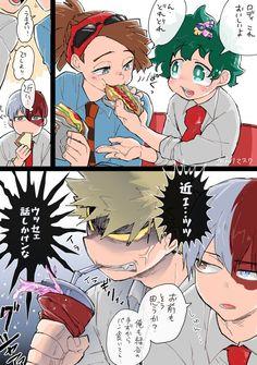 My Hero Academia Tsuyu, My Hero Academia Shouto, My Hero Academia Episodes, Hero Academia Characters, Otaku Anime, Anime Guys, Naruto Akatsuki Funny, Eren E Levi, Memes Funny Faces