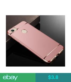$3.14 - For Xiaomi Redmi Note 5A Prime Case Luxury Matte Electroplate Hybrid Full Cover #ebay #Electronics