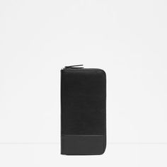 Image 1 of OVERSIZED WALLET from Zara