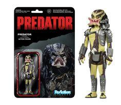 ReAction: Predator - Open mouth Predator | Funko