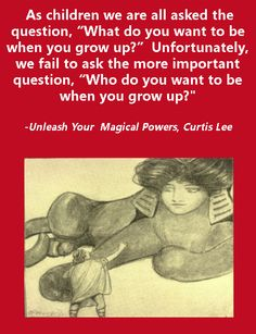"""Quote from Chapter Your Higher Self from """"Unleash Your Magical Powers: 7 Easy Ways to use Visualization Imagery to Transform your Life"""" by Curtis Lee. Magical Power, Transform Your Life, Growing Up, Purpose, Self, Author, This Or That Questions, Easy, Quotes"""