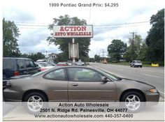 Hwy-Rides and Drives Great-No Rust Here Pontiac Grand Prix, Rust Free, Free Cars, Vehicles, Cars, Vehicle